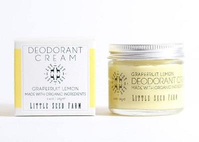 Looking for a zero waste deodorant alternative? Here's our list of options for stink-free sustainable pits Image by Little Seed Farm #zerowastedeodorant