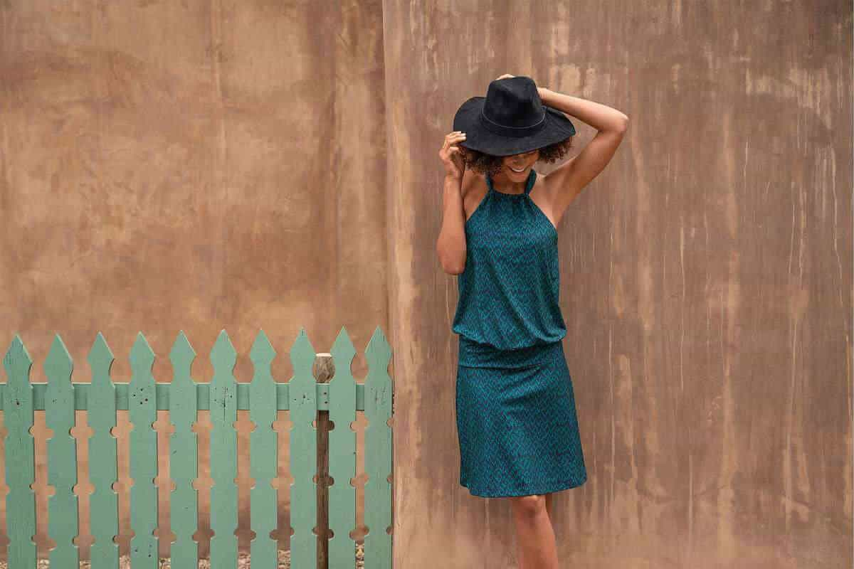 Ethically Made Fair Trade Dresses for Every Eco-cassion Image by prAna #sustainablefashion #fairtrade #ethicallymade
