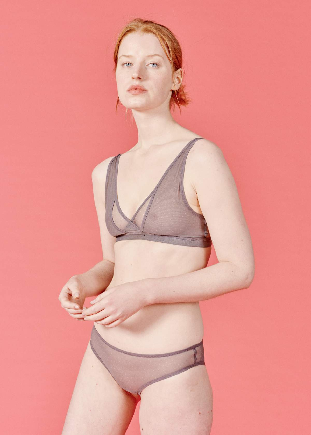 Sustainable & Ethical Lingerie: Sustainably Sexy Brands Image by Lara Intimates #sustainablefashion #lingerie