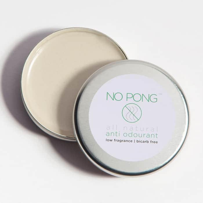 Environmentally Friendly Deodorant - Image by No Pong #environmentallyfriendly #ecodeodorant