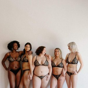 Sustainable & Ethical Lingerie: Sustainably Sexy Brands Image by Azura Bay #sustainablefashion #lingerie