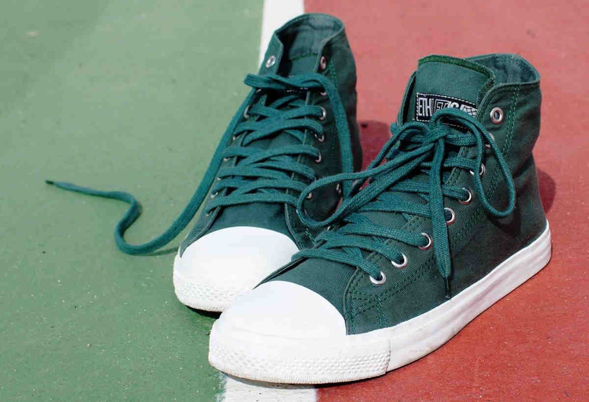 Ethical Sneakers: Eco Friendly Brands Ahead of the Pack Image by Ethletic #sustainablefashion #ethicalsneakers