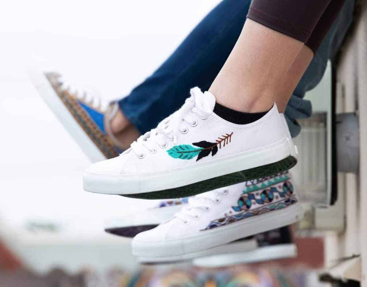 Ethical Sneakers: Eco Friendly Brands Ahead of the Pack Image by Fusesneakers #sustainablefashion #ethicalsneakers