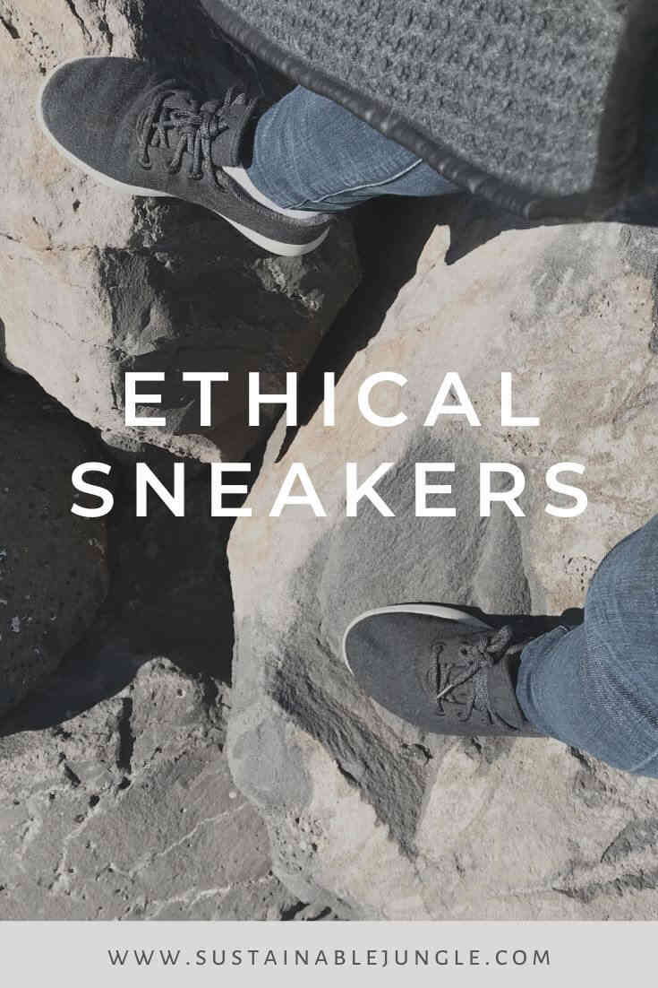 Ethical Sneakers: Eco Friendly Brands Ahead of the Pack #sustainablefashion #ethicalsneakers