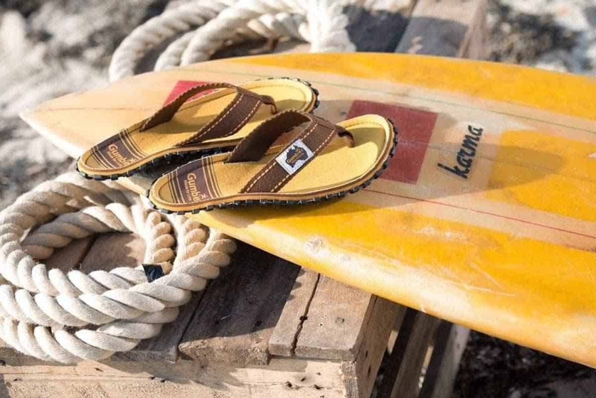 17 Flippin Fab, Eco Friendly and Recycled Flip Flops Image by Gumbies #recycledflipflops #ecofriendlyflipflops #ethicalflipflops #sustainableflipflips