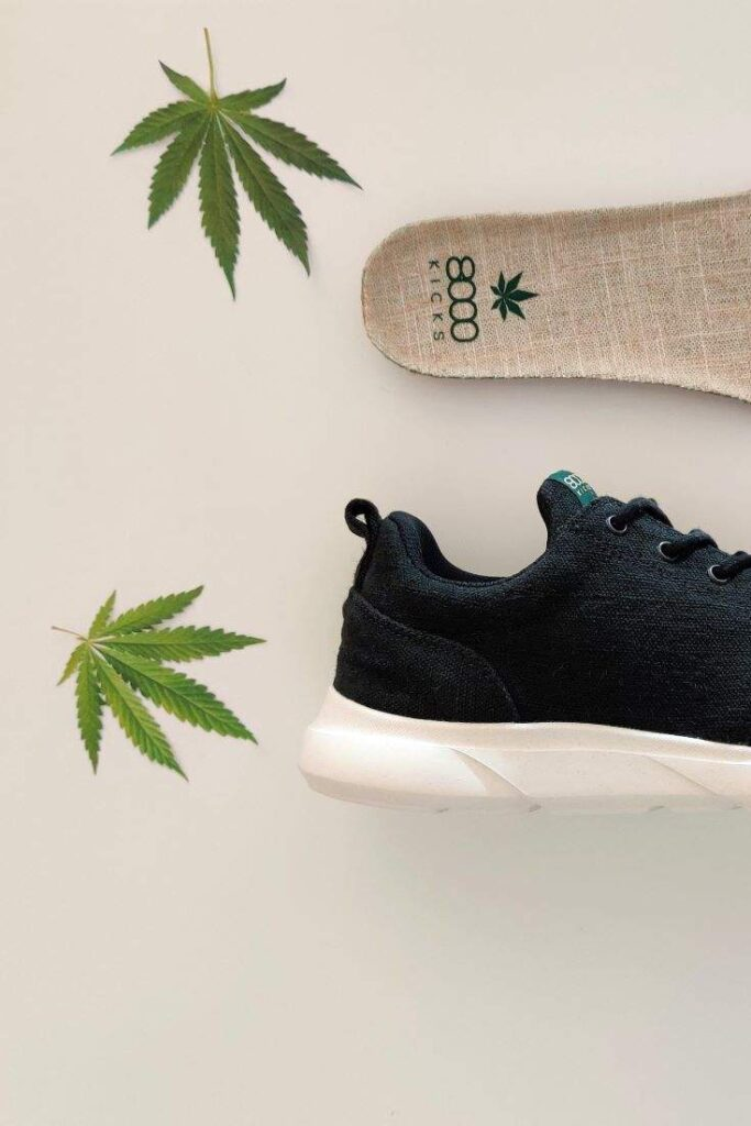 Let's put some sustainability in your step… and move toward eco friendly and ethical sneaker brands. Image by Dope Kicks #ethicalsneakers #ecofriendlysneakers #sustainablejungle