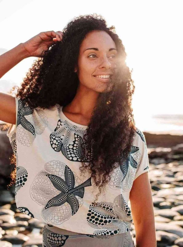 Tee-riffic Sustainable & Eco Friendly T-shirts Image by No Nasties #ecofriendly #sustainablefashion