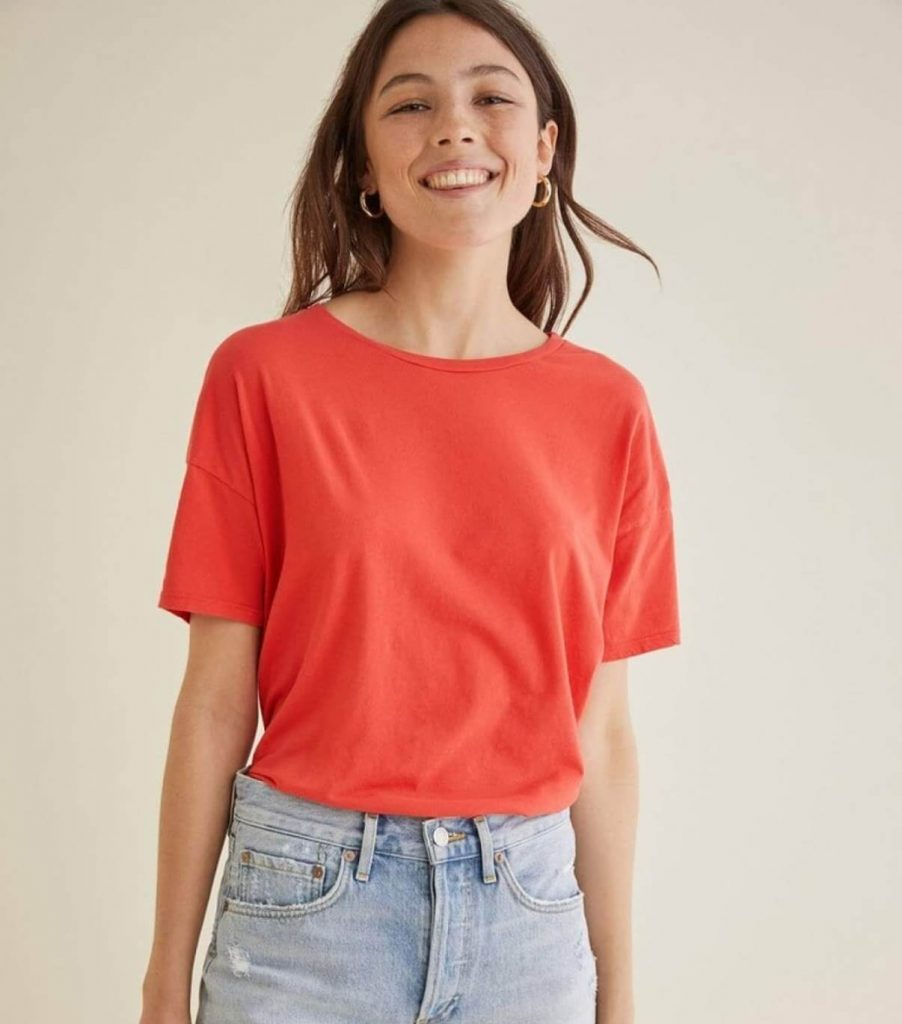Tee-riffic Sustainable & Eco Friendly T-shirts Image by Amour Vert #ecofriendly #sustainablefashion