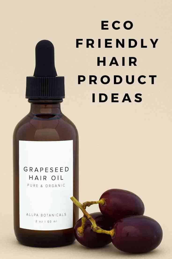 Eco Friendly Hair Products: 12 Sustainable Options For a Magnificent Mane #ecofriendlyhairproducts