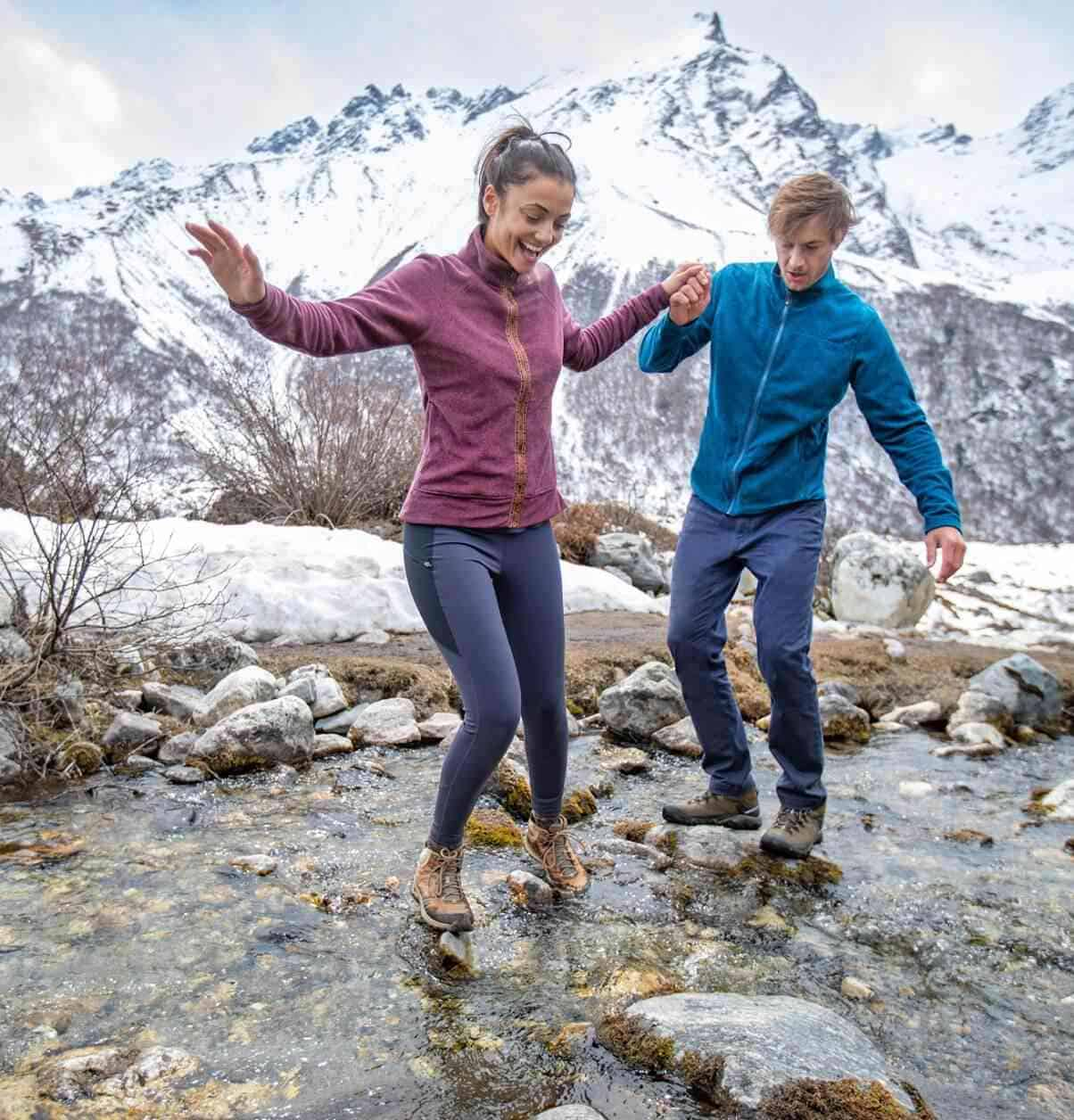 Shopping can be enough torture without all the pressure of working out where to get sustainable mens clothing so we've done the hard work for you... Image by Sherpa Adventure Gear #sustainablefashion #mensfashion