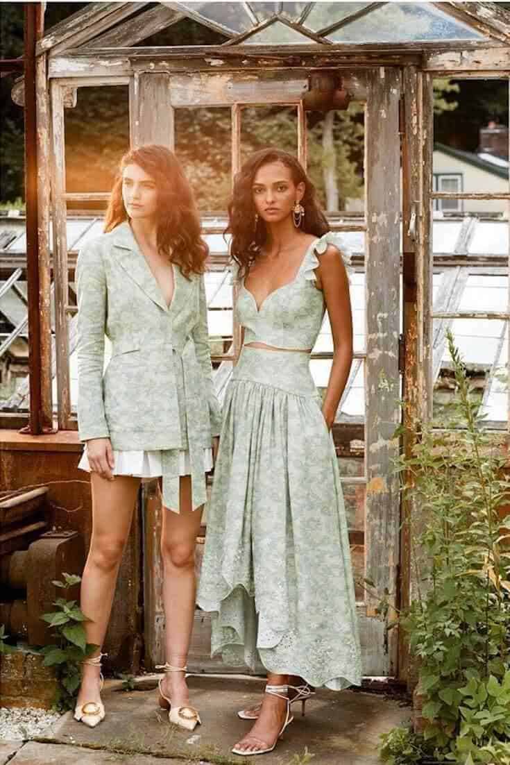 After spending lots of time researching what makes fashion sustainable, we now present this masterlist of the best sustainable clothing brands... Image by AMUR #sustainableclothing #ethicalfashion