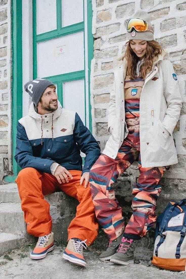 After spending lots of time researching what makes fashion sustainable, we now present this masterlist of the best sustainable clothing brands... Image by Picture Organic #sustainableclothing #ethicalfashion