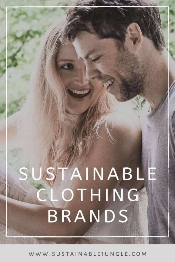 After spending lots of time researching what makes fashion sustainable, we now present this masterlist of the best sustainable clothing brands... #sustainableclothing #ethicalfashion
