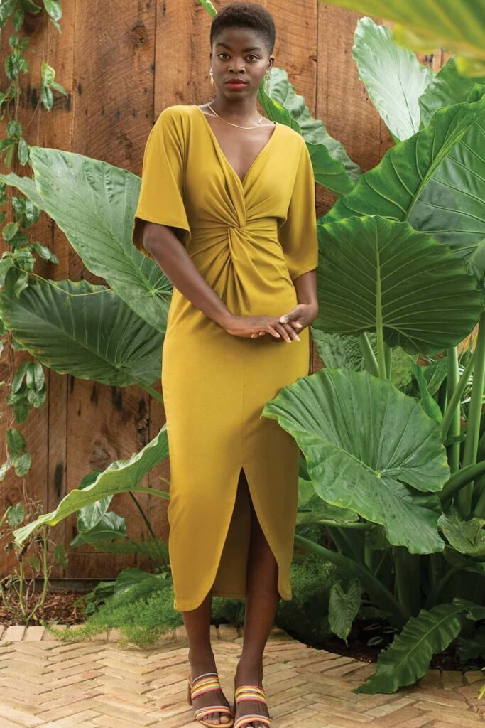 After spending lots of time researching what makes fashion sustainable, we now present this masterlist of the best sustainable clothing brands... Image by Synergy Organic Clothing #sustainableclothing #ethicalfashion