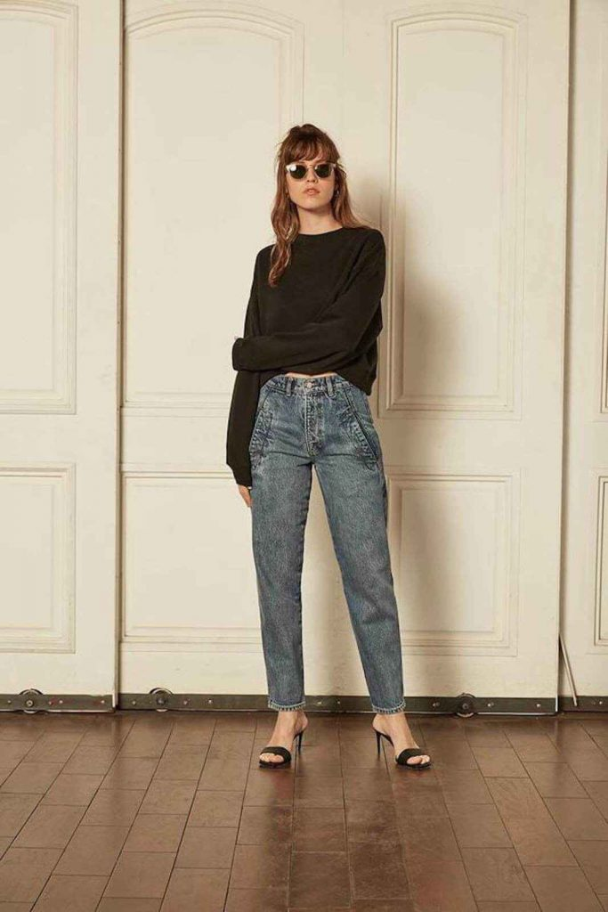 Green is the new blue! For sustainable ethical jeans that is. We're so impressed with these brands Image by Boyish #ethicaljeans #sustainablejungle