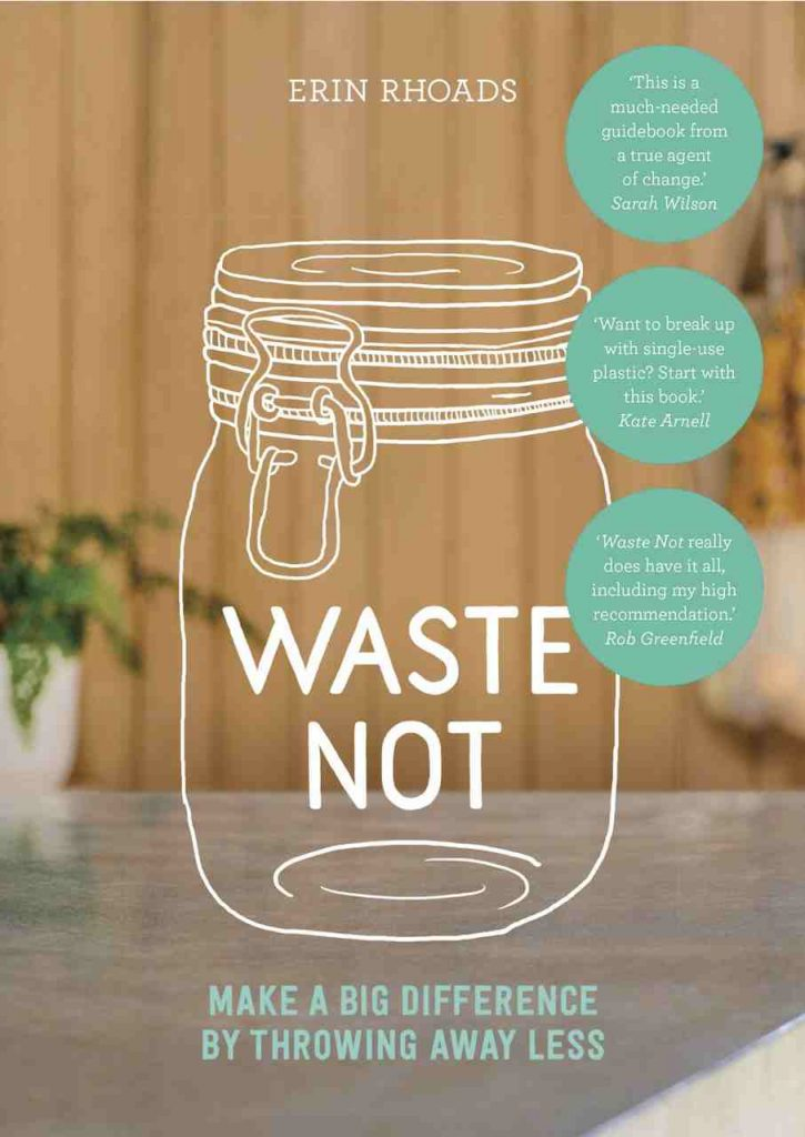 Since many of us are now spending increased amounts of time at home, what better time to work on our healthy home habits with some sustainability books? Image credit - Erin Rhoads #sustainabilitybooks #zerowastebooks #socialjusticebooks