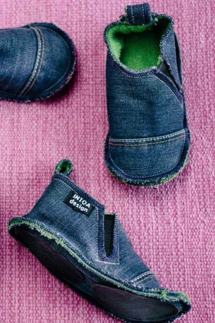 All these sustainable and ethical slippers have us feeling a little cozier about the world of ethical footwear... Image by INTOA Designs #sustainablefashion #ethicalslippers
