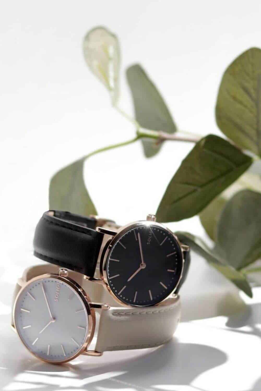 Sustainable and Eco Friendly Watches Image by Solios #ecofriendlywatches #sustainablewatches #sustainablejungle