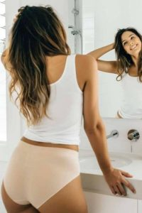 Ethical Underwear: Eco Conscious Options for Comfort of Body and Mind Cozy Image by Pact #ethicalunderwear #sustainableunderwear #sustainablejungle