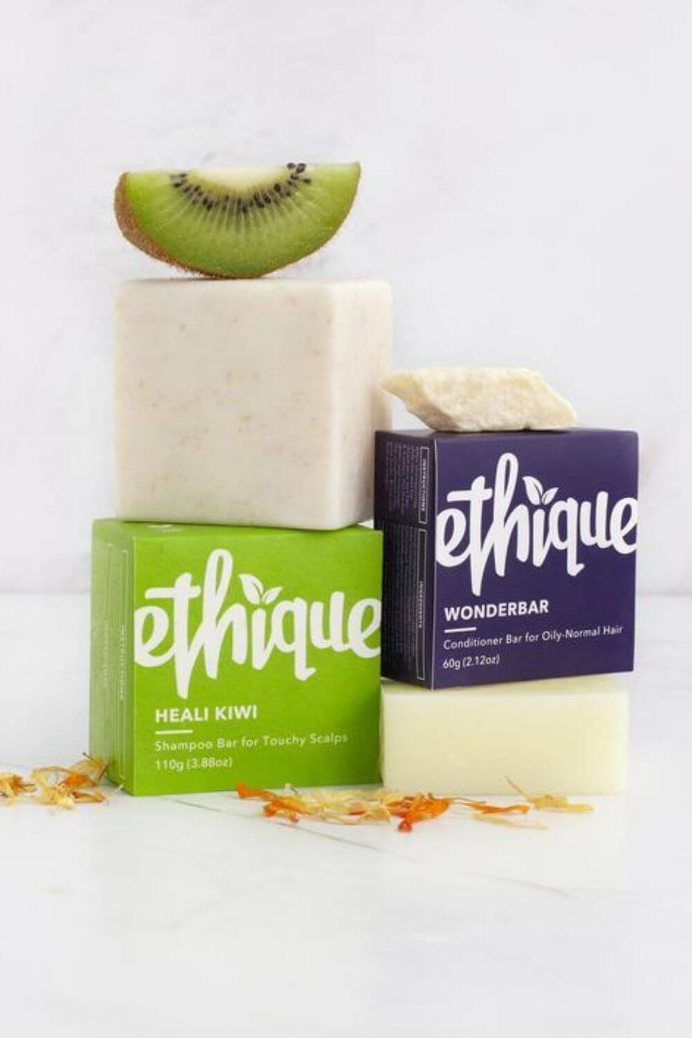 We've covered lots of great zero waste beauty products that are better for you AND the environment. Now we're narrowing it down to the best of the best. Image by Ethique #zerowastebeauty #sustainablebeauty