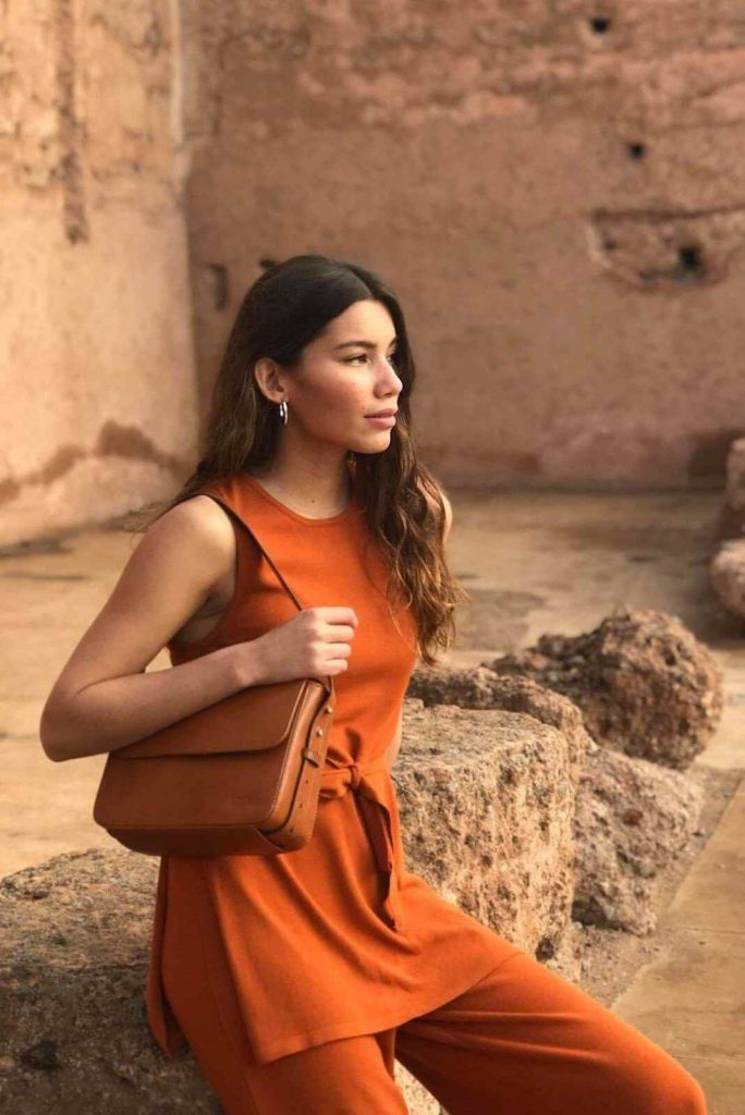 Ethical and Eco Friendly Handbags and Purses Image by O My Bag #ecofriendlyhandbags #ecofriendlypurses #ethicalhandbags #ethicalpurses #sustainablejungle