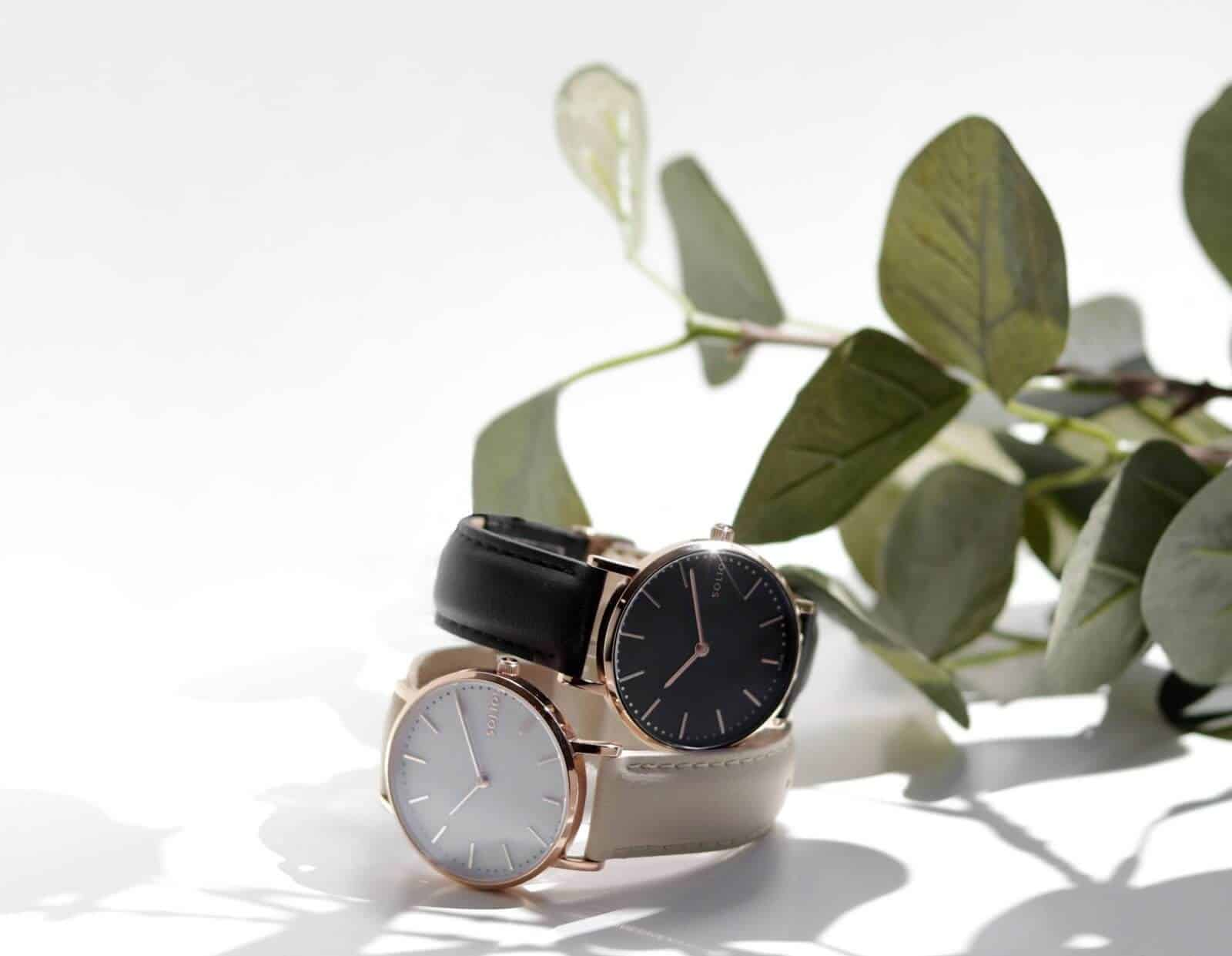 Sustainable and Eco Friendly Watches Image by Solios Watches #ecofriendlywatches #sustainablewatches #sustainablejungle