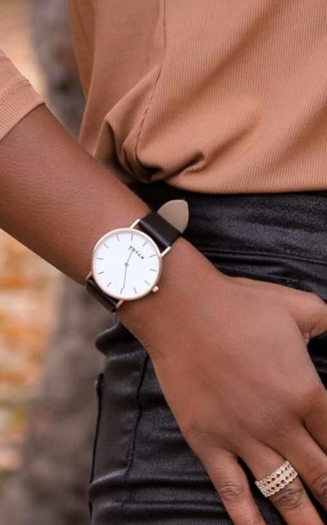 How can we keep track of time without stealing it from the planet? By choosing sustainable and ethical watches to keep you on eco-time... Image by Votch #ecofriendlywatches #sustainablewatches #sustainablejungle