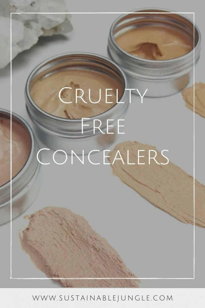 It's time we brush unethical options aside and use cruelty free and vegan concealers that not only have you covered but also our furry friends. #crueltyfreeconcealers #crueltyfreemakeup