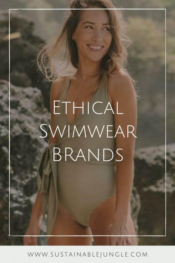 After a bit of digging in the sand, we realized there's a whole sea of ethical swimwear companies out there. In fact, the pool of candidates was impressively large! Here's the list... Image by Baiia #ethicalswimwear #sustainableswimwear