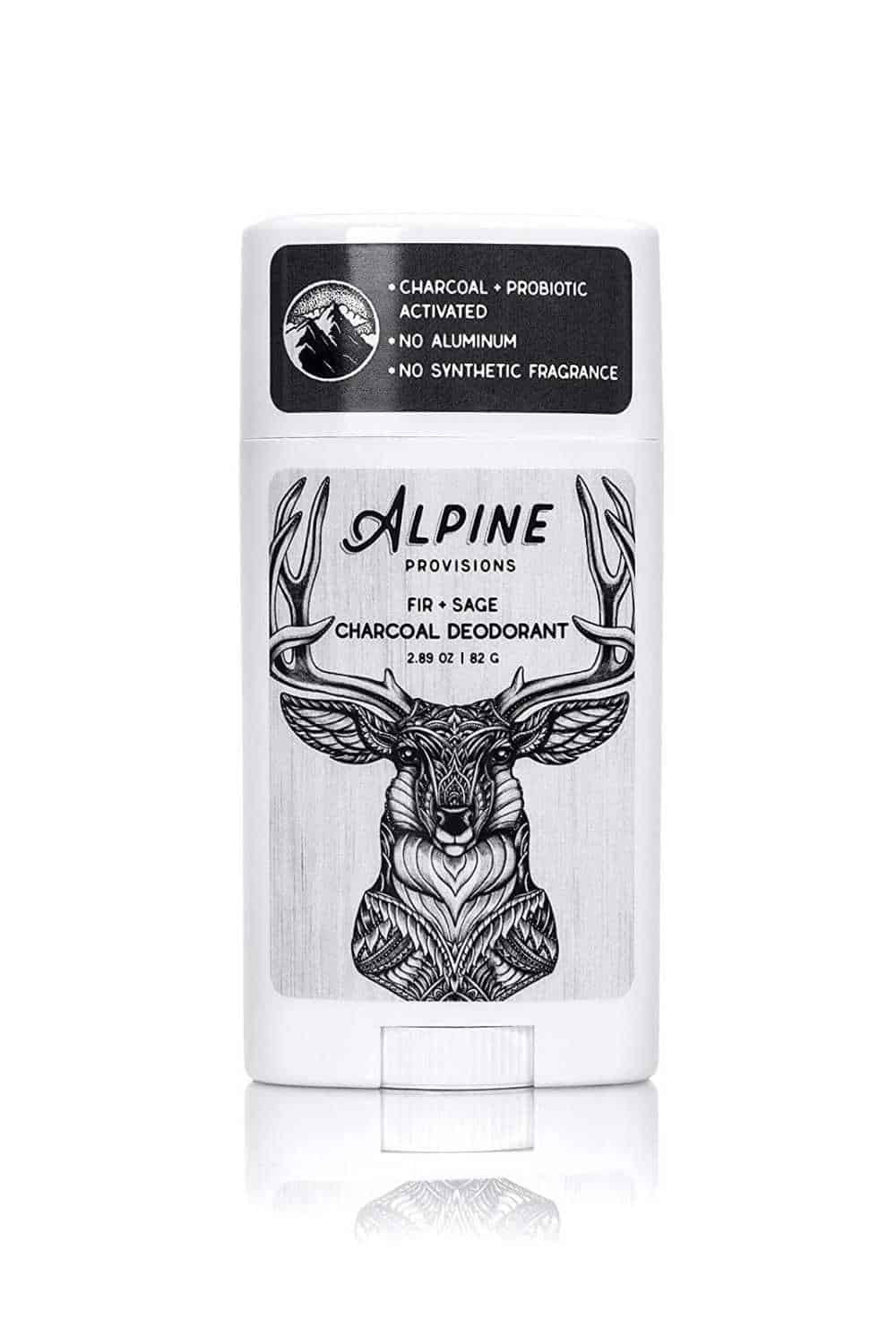 The ethical personal care market has exploded with options in the last few years which is great. The problem though, is trying to find eco friendly deodorants that are effective. So, we've made a list of our favorites that are fit for purpose! Image by Alpine Provisions #ecofriendlydeodorant #sustainablejungle