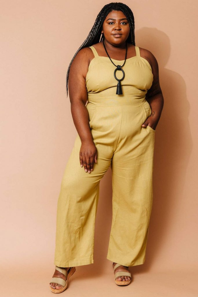 Body-Positive Brands for Sustainable and Ethical Plus Size Clothing Image by Altar #ethicalplussizeclothing #sustainableplussizeclothing #sustainablejungle