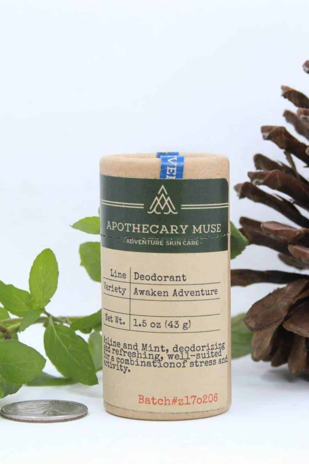 Looking for a zero waste deodorant alternative? Here's our list of options for stink-free sustainable pits Image by Apothecary Muse #zerowastedeodorant #sustainablejungle
