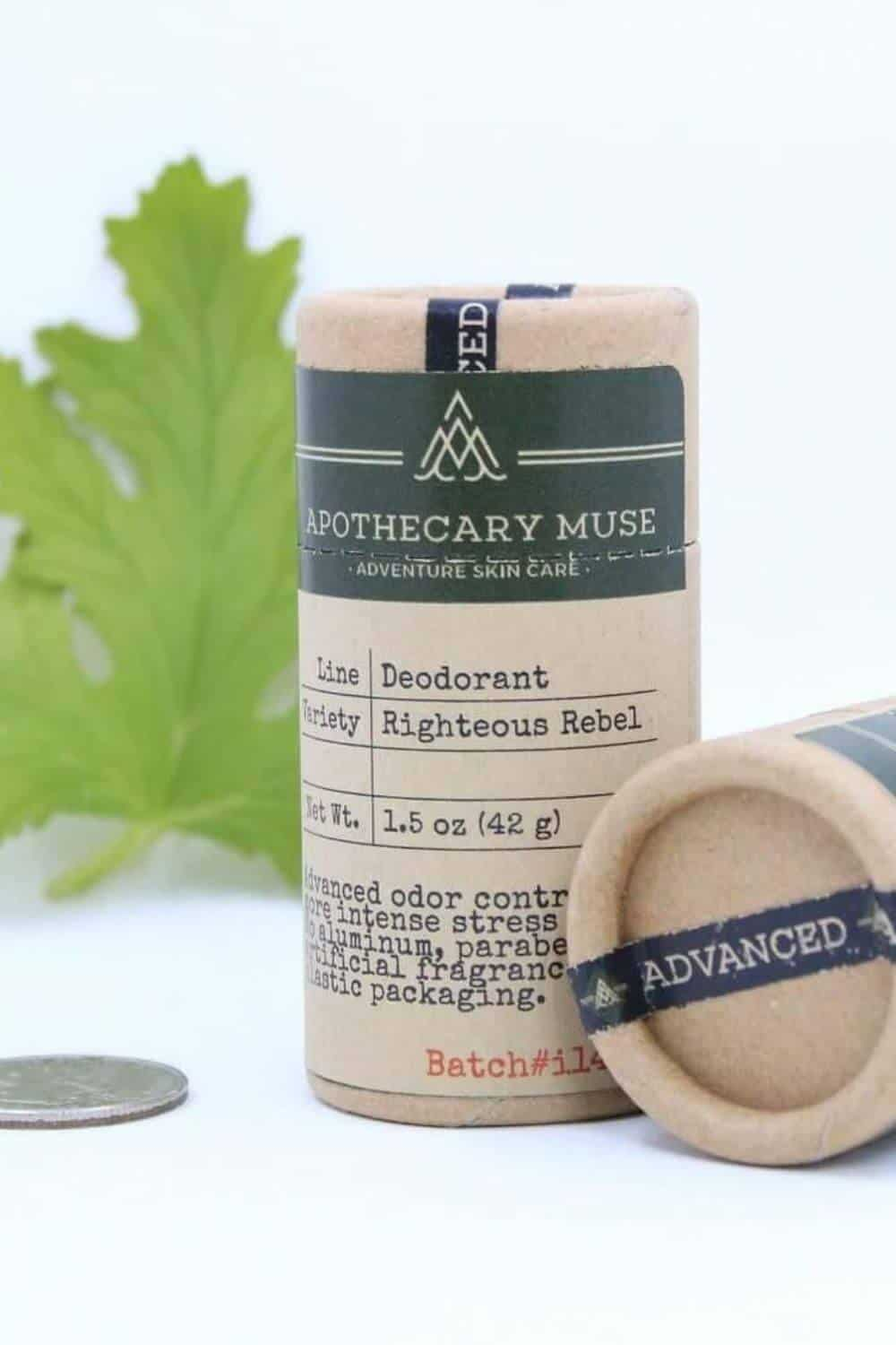 We're meant to sweat. So finding the best natural and environmentally friendly deodorant, one that really works and is actually natural is pretty important! Here's our list... Image by Apothecary Muse #environmentallfriendlydeodorant #sustainablejungle