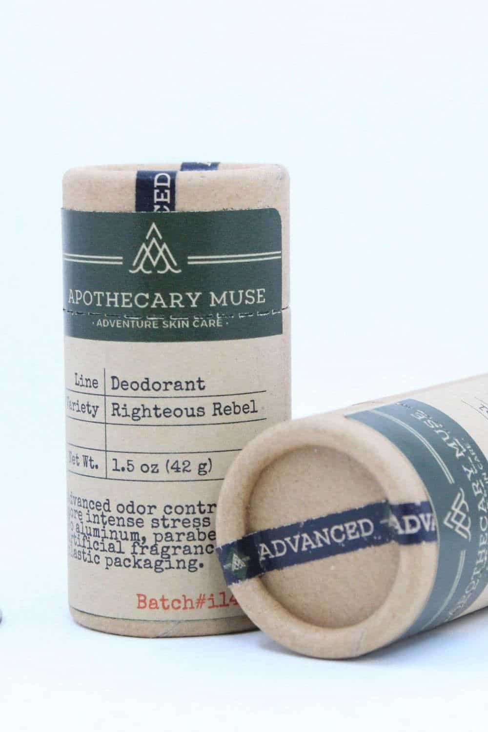 The ethical personal care market has exploded with options in the last few years which is great. The problem though, is trying to find eco friendly deodorants that are effective. So, we've made a list of our favorites that are fit for purpose! Image by Apothecary Muse #ecofriendlydeodorant #sustainablejungle