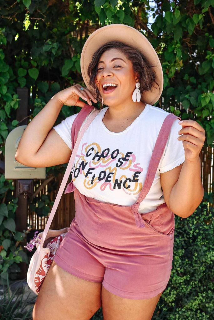 Body-Positive Brands for Sustainable and Ethical Plus Size Clothing Image by Dazey LA #ethicalplussizeclothing #sustainableplussizeclothing #sustainablejungle