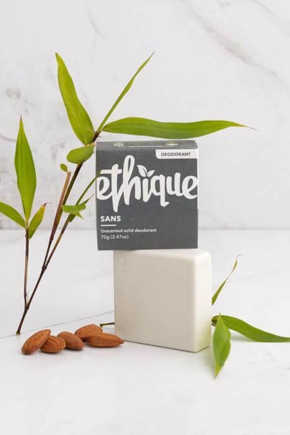 We're meant to sweat. So finding the best natural and environmentally friendly deodorant, one that really works and is actually natural is pretty important! Here's our list... Image by Ethique #environmentallfriendlydeodorant #sustainablejungle