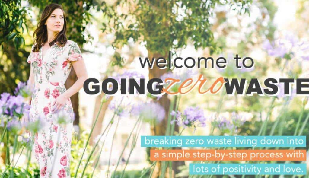 We wanted to share some of the best zero waste blogs that have inspired us on our own zero waste journey. These individuals have also inspired tens of thousands (dare we say, millions?) around the world. Image by Going Zero Waste #zerowasteblogs #sustainablejungle