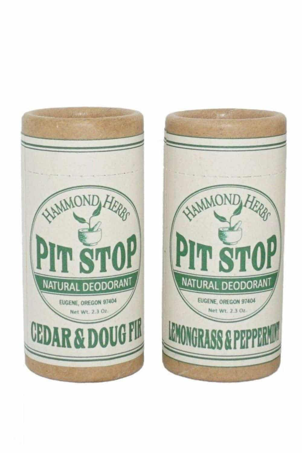 Looking for a zero waste deodorant alternative? Here's our list of options for stink-free sustainable pits Image by Hammond Herbs #zerowastedeodorant #sustainablejungle