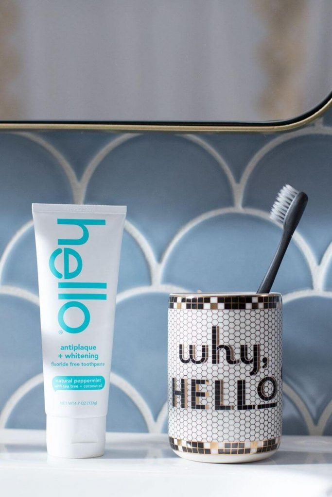 Toothpaste is probably the most regularly used body care product around which is why it was one of the first products we scrutinized for sustainable, cruelty free toothpaste alternatives... Image by Hello #crueltyfreetoothpaste #sustainablejungle