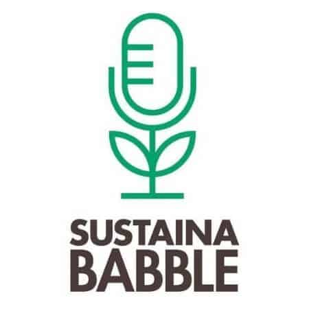 With climate change and biodiversity loss happening at an alarming rate, it's high time we tune in to conservation issues, what better way than to start subscribing to some inspiring, educational and environmental podcasts out there. Image by Sustainababble Podcast #environmentalpodcasts #sustainablejungle