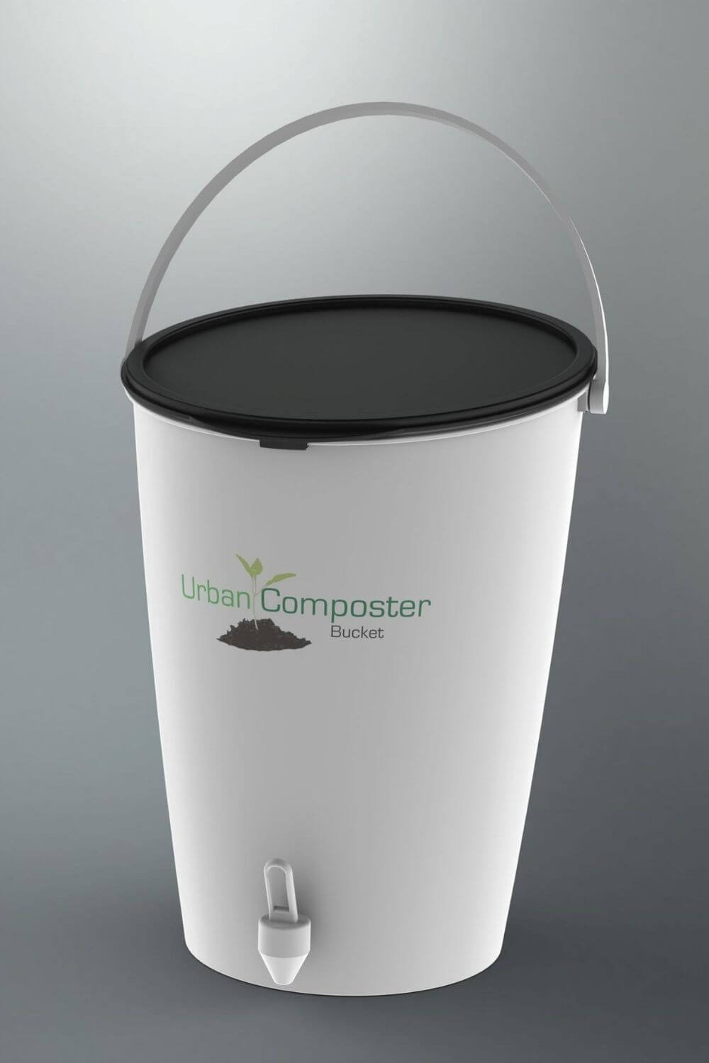 Using a kitchen compost bin or indoor compost bin can change your life and put you on the path to sustainable living. Sounds dramatic, we know. But seriously. It can... Image by Urban Composter #indoorcompostbins #sustainablejungle