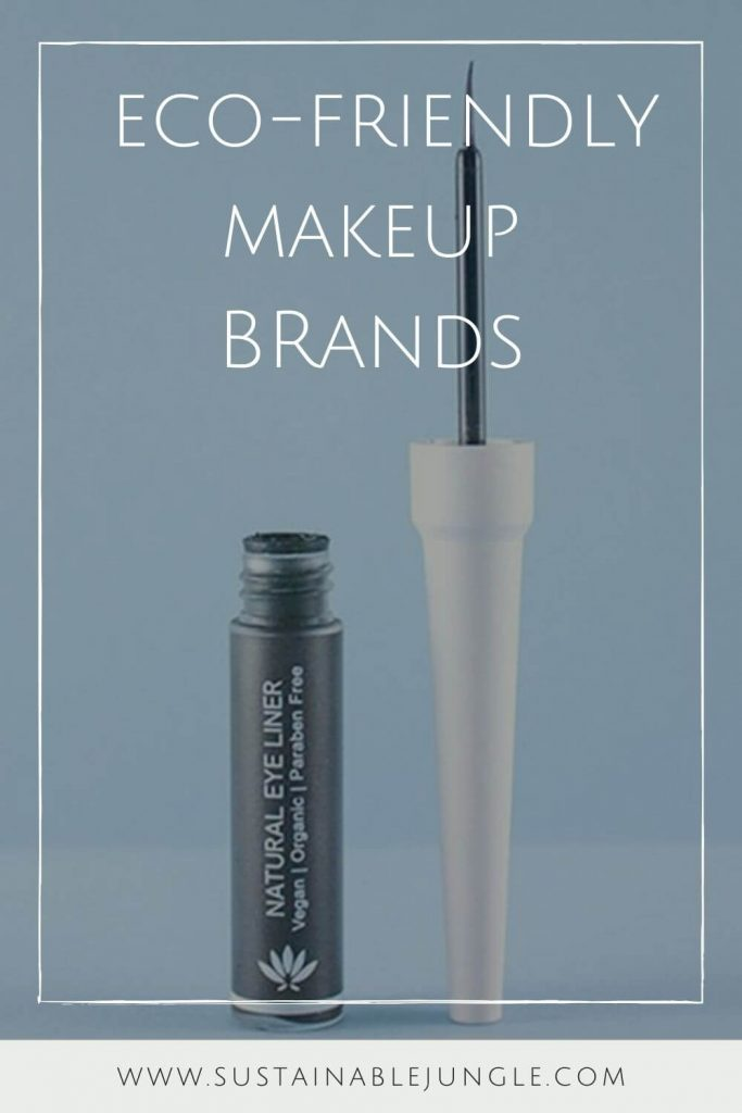 On the look out for sustainable and eco friendly makeup? Thankfully, there are quite a few ethical makeup brands out there to choose from. And many are available and based in the UK and US! Image by PHB Ethical Beauty #ecofriendlymakeup #sustainablejungle