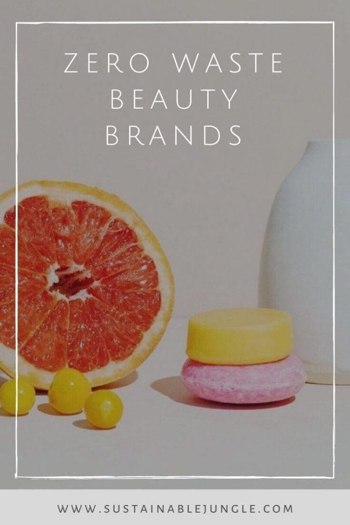 We've covered lots of great zero waste beauty products that are better for you AND the environment. Now we're narrowing it down to the best of the best. Image by Ecoroots  #zerowastebeauty #sustainablebeauty