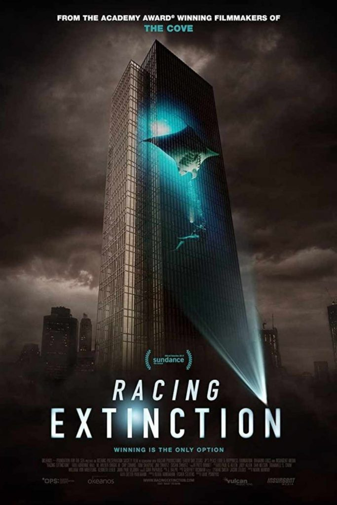 For that extended staycation you never planned on, here's our list of the best environmental films. Image by Racing Extinction #environmentalfilms #bestenvironmentalfilms #sustainablejungle