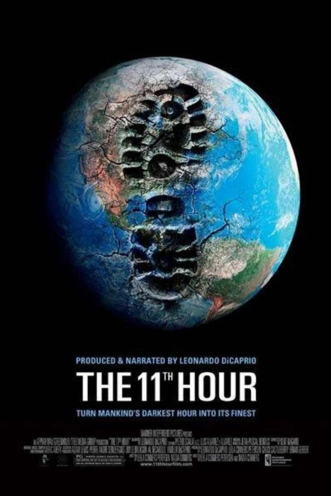 For that extended staycation you never planned on, here's our list of the best environmental films. Image by The 11th Hour #environmentalfilms #bestenvironmentalfilms #sustainablejungle