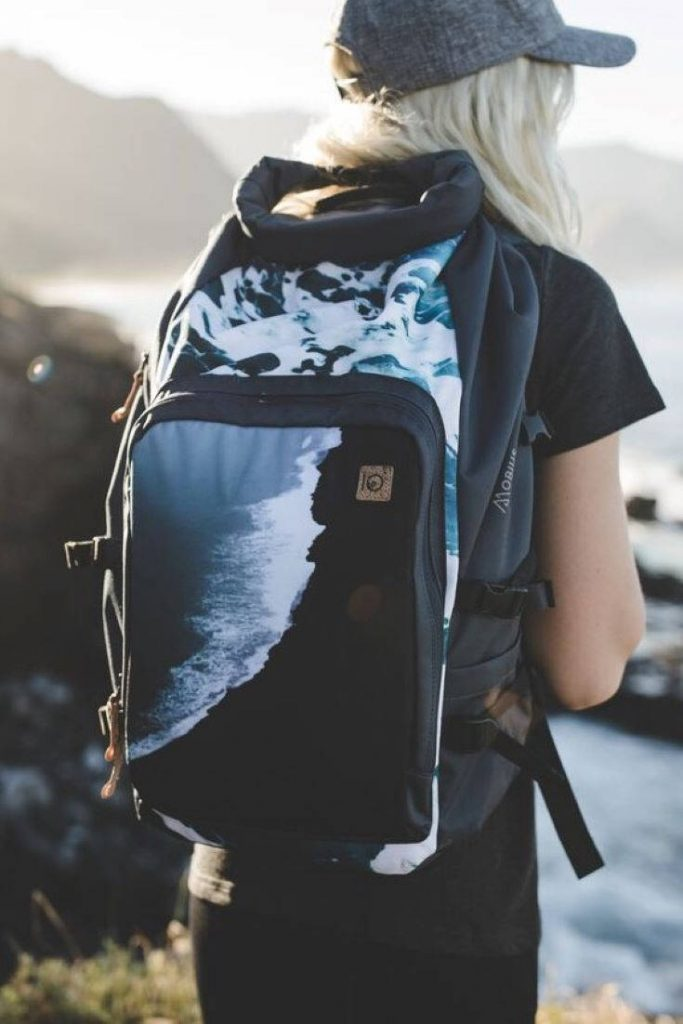 Eco friendly and sustainable backpacks can help us pack up our everyday essentials and leave our eco woes at home Image by Tentree #sustainablebackpacks #ecofriendlybackpacks #sustainablejungle
