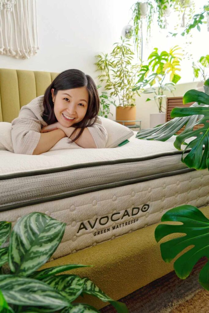It's far better for everyone if we kit out our eco-cribs with ethical and sustainable furniture. That's why we've compiled this list Image by Avocado Green Mattress #sustainablefurniture #ethicalfurniture #sustainablejungle
