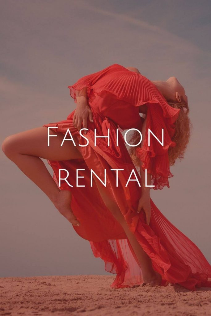 What is Fashion and dress rental? #sustainablejungle #sustainablefashion