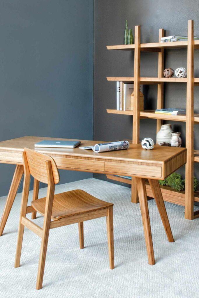 It's far better for everyone if we kit out our eco-cribs with ethical and sustainable furniture. That's why we've compiled this list Image by Greenington #sustainablefurniture #ethicalfurniture #sustainablejungle