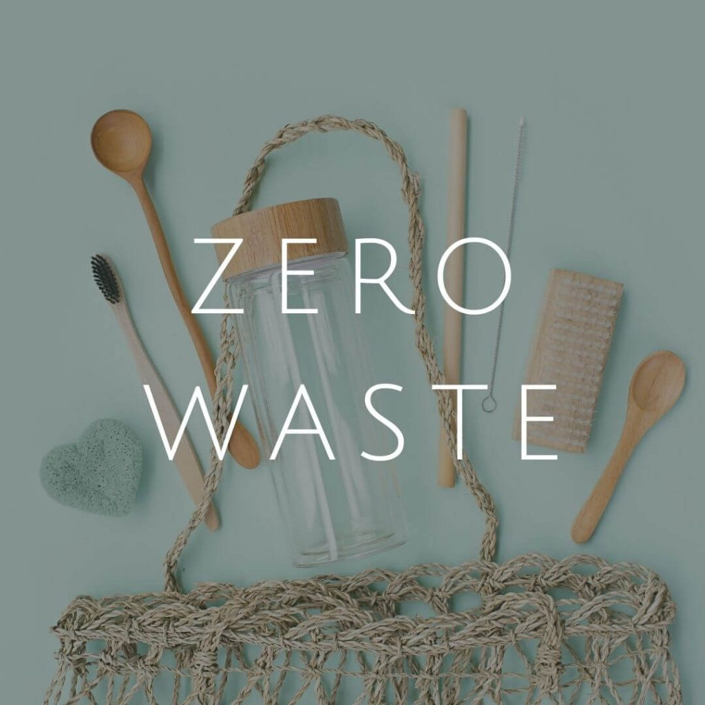 Sustainable Jungle Zero waste #sustainablejungle